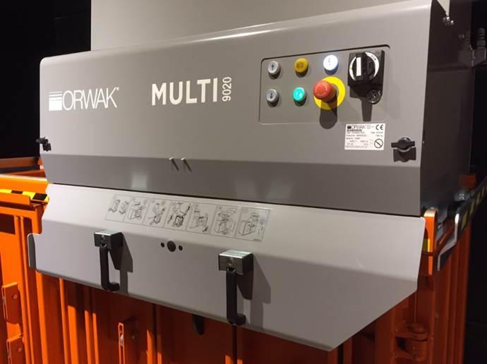 Orwak prezentuje nowy model belownicy ORWAK MULTI 9020S